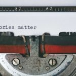 írógép: a történet fontos
