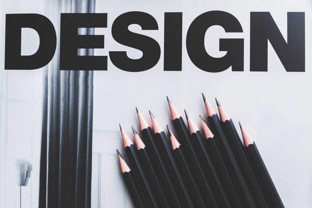 design ceruzák