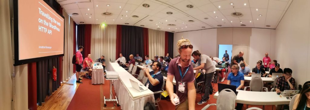 Workshop a WCEU-n