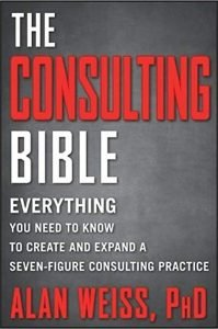 Alan Weiss: The Consulting Bible borító