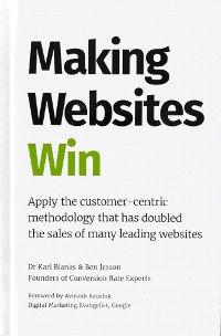 Dr Karl Blanks & Ben Jesson: Making Websites Win borító