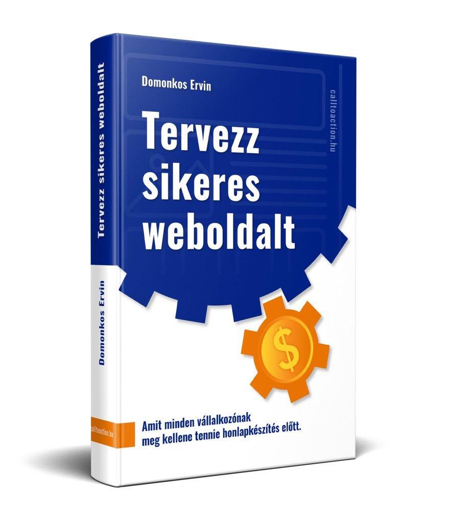 Tervezz sikeres weboldalt borító