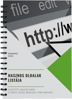 Hasznos oldalak listája borító